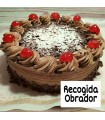 Tarta de DOBLE CHOCOLATE SIN GLUTEN-encargos :942213962